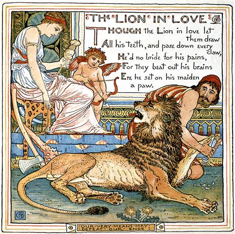 Lion in Love