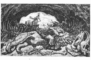 Fox and Sick Lion