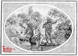 Bewick - The Collier and The Fuller