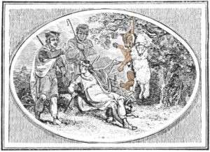 Bewick - 0279 - Wolf in Sheep's Clothing