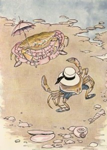 Crab and Mother