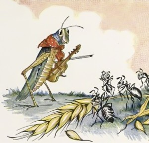 Ants and Grasshopper