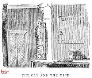 Whittingham - Cat and Mice