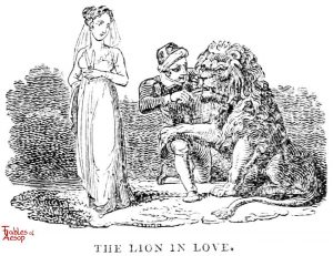 Whittingham - Lion in Love