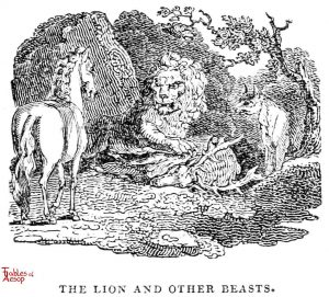 Whittingham - Lion and Other Beasts