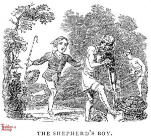 Whittingham - Shepherds and Boy
