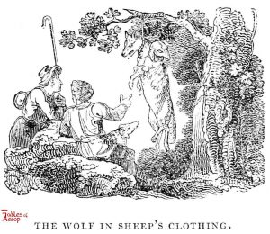 Whittingham - Wolf in Sheep's Clothing