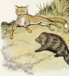 Fox and Hedgehog