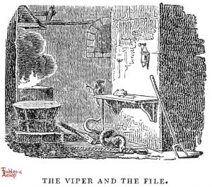 Whittingham - Viper and File