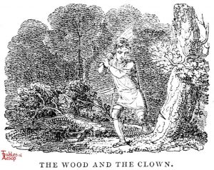 Whittingham - Woods and Clown