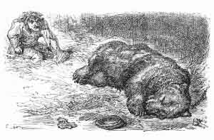 Two Thieves and Bear