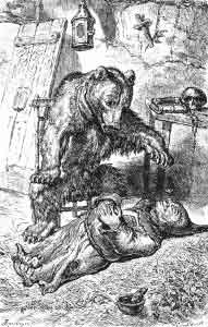 Hermit and Bear