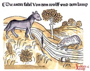 074-155-Book-1-Fable-2-Of-the-Wolf-and-the-Lamb