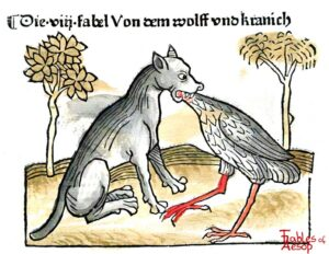 080-156-Book-1-Fable-8-Of-the-Wolf-and-the-Crane