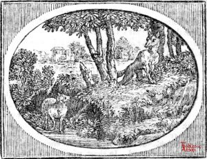 Croxall II - The Wolf and The Lamb