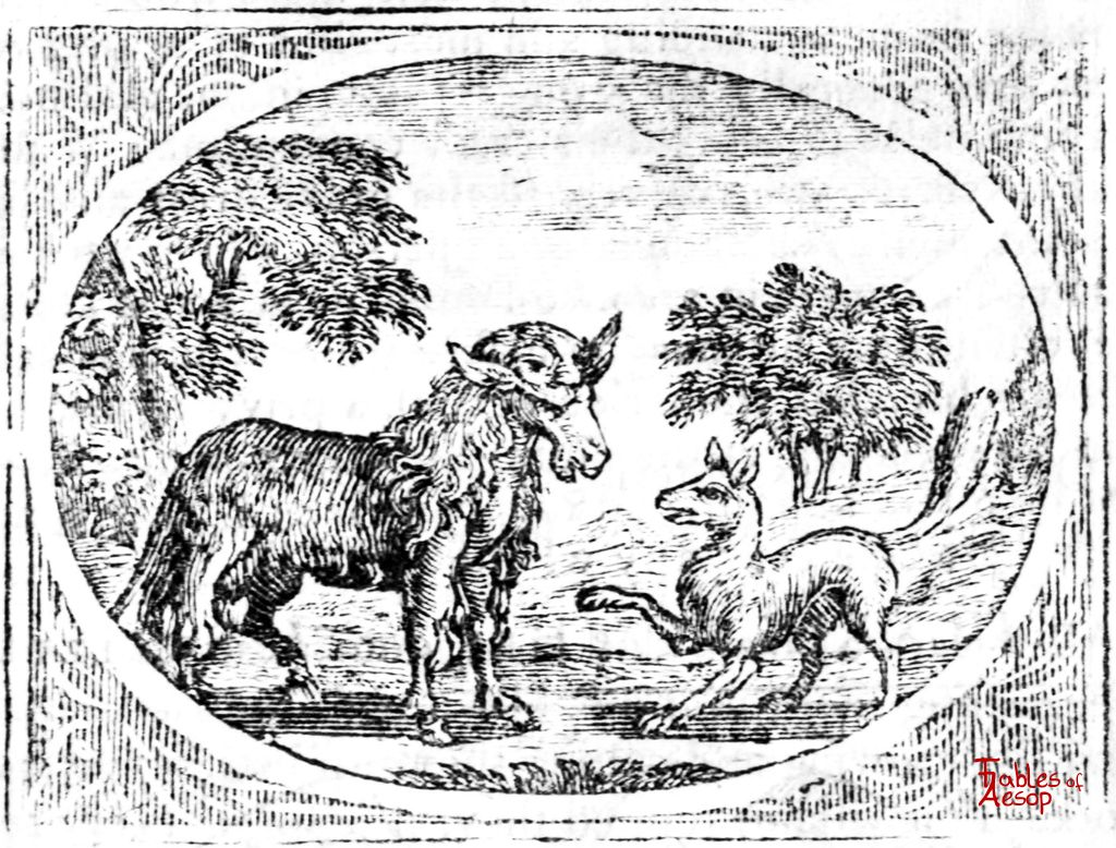 The Ass in The Lion's Skin - Fables of Aesop