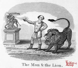 Taylor - Man and Lion 0067