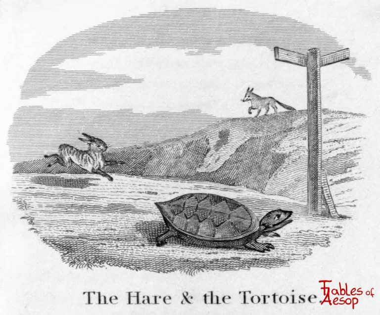 https://fablesofaesop.com/wp-content/uploads/2016/07/taylor-0089-hare-and-tortoise-768x637.jpg