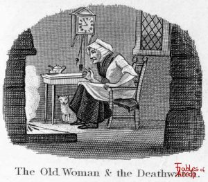 Taylor - Old Woman and Deathwatch 0167