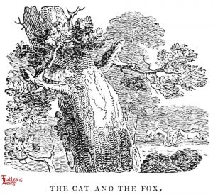 Whittingham - Cat and Fox