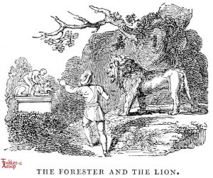 Whittingham - Forester and Lion