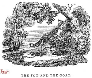 Whittingham - Fox and Goat