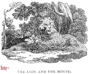 Whittingham - Lion and Mouse