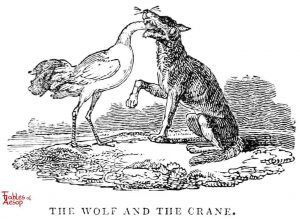Whittingham - Wolf and Crane