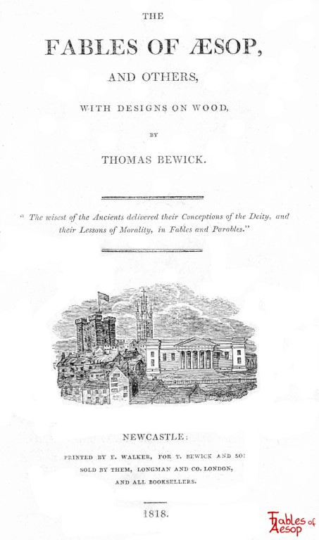 Bewick Cover